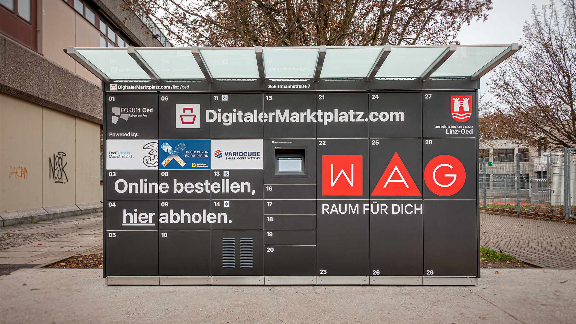 Online Anbieter bei Digitaler Marktplatz