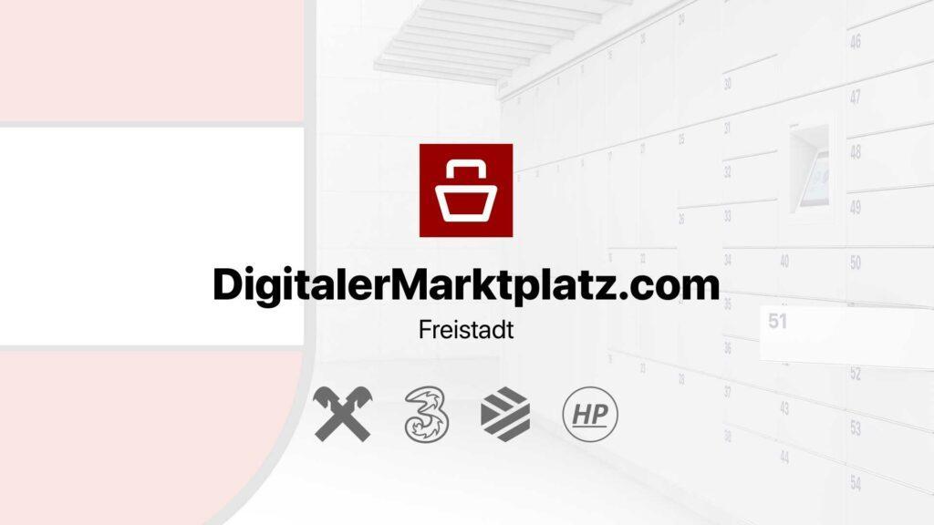 Produkte online bestellen und lokal abholen - DigitalerMarktplatz