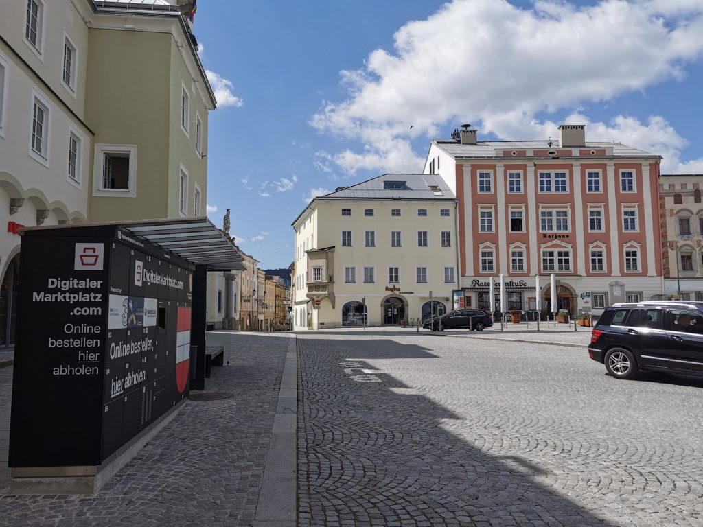 DigitalerMarktplatz Freistadt